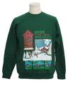 Unisex Ugly Christmas Vintage Sweatshirt