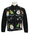 Womens or Girls Ugly Christmas Sweater