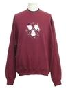 Unisex Minimalist Ugly Christmas Sweatshirt