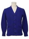 Mens or Boys Cardigan Sweater