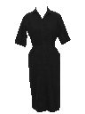 Womens Fab Forties Wool Dress