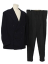 Mens Bold Look combo suit
