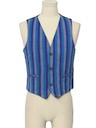 Mens Hippie Suit Vest