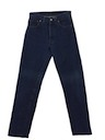 Mens Button Fly Jeans Pants
