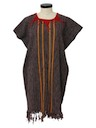 Womens Hippie Dress Tunic