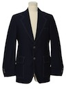 Mens Mod Disco Sport Jacket