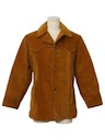 Mens or Boys Western Style Corduroy Car Coat