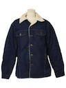 Mens Jean Coat Jacket