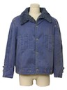 Mens Denim Coat Jacket