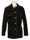 Mens Vinyl Coat Jacket