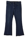 Mens Levis Bellbottom Jeans Pants