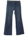 Mens Big E Levis Bellbottom Jeans Pants