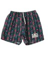 Mens Totally 80s Baggy Shorts