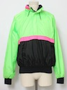 Mens Wicked 90s Neon Windbreaker Jacket