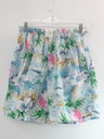 Unisex Totally 80s Hawaiian Shorts