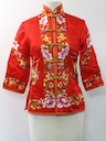 Womens Embroidered Chinese Style Shirt
