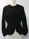 Womens Fabulous Forties Cocktail/Evening Jacket