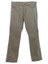 Mens Flared Corduroy Pants