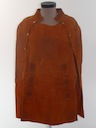 Womens Hippie Leather Hippie Poncho Cape Jacket