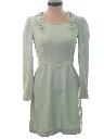 Womens Mini Knit Dress