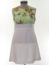 Womens Knit Mini Dress