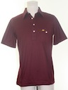 Mens Golf Animal Logo Polo Shirt