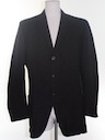 Mens Mod Wool Blazer Sport Coat Jacket