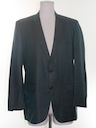 Mens Mod Shark Skin Blazer Jacket