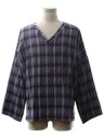 Mens Tunic Hippie Shirt
