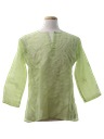 Womens Tunic Hippie Shirt