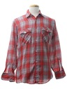 Mens Western Style Shirt