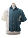 Mens Golf Resort Wear Shirt
