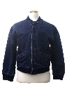 Mens Ball Style Denim Jacket