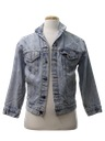 Mens Grunge Denim Jacket