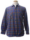 Mens Wicked 90s Grunge Flannel Shirt