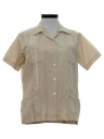 Womens Guayabera Shirt