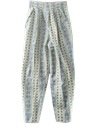 Womens Totally 80s Baggy Print Pants