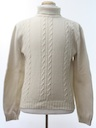 Mens Mod Pullover Sweater