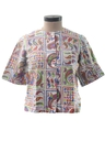 Womens Paisley Shirt