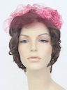 Womens Accessories - Floral Hat