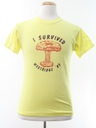 Unisex Totally 80s Cheesy T-Shirt
