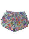 Womens Wicked 90s Running Shorts