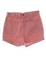 Womens Mod Short Shorts