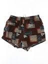 Mens Hawaiian Mod Swim Shorts