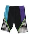 Womens Totally 80s Aerobic Shorts