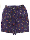 Womens Wicked 90s Golf Shorts
