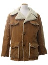 Mens Western Style Corduroy Car Coat Jacket