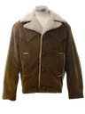 Mens Western Car Coat Jacket