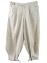 Mens Golf Knickers Pants