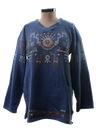 Womens Baja Style Hippie Jacket